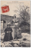 J11- 15) EN AUVERGNE - TYPE DE PAYSANNE DES ENVIRONS DE SAINT FLOUR - Saint Flour