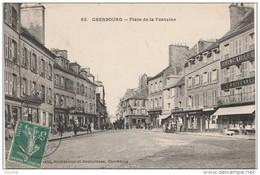 K6-50) CHERBOURG -  PLACE  DE LA FONTAINE - Cherbourg