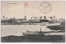 K29- ANECHO ( TOGO)  LA LAGUNE -  (2 SCANS) - Togo