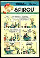 """SPIROU N° 701 - Année 1951 - Couverture """"SPIROU"""" De FRANQUIN. - Spirou Magazine"""