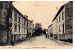 54 - BACCARAT - Avenue De Lachapelle - Baccarat
