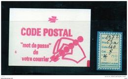 Carnet Usage Courant-1972-C3a - (N°8) - Markenheftchen