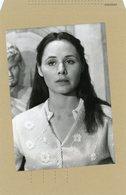"""Photo Originale . La Comédienne NOELLE LARIVIERE Dans """" Le Sang Des Artistes """" - Célébrités"""