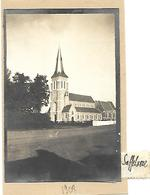 Saffelaere - De Kerk. (foto 1908) - Lochristi