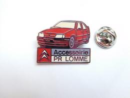 Beau Pin's En EGF , Auto Citroën ZX , Accessoirie PR Lomme - Citroën