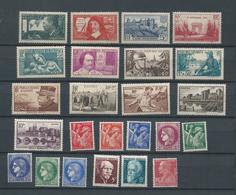 Lot De 24 Timbres France   Neufs   Voir Scann - Collections