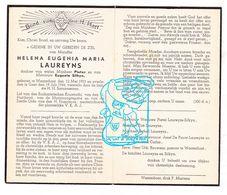 DP Helena Eug. Laureyns / Silkyn ° Waarschoot 1903 † Gent 1944 / De Pauw Bauwens - Images Religieuses