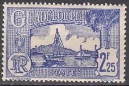 N° 156 - X X - ( C 1407 ) - Guadeloupe (1884-1947)