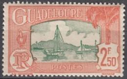 N° 157 - X X - ( C 1751 ) - Guadeloupe (1884-1947)