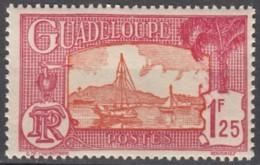 N° 153 - X X - ( C 1755 ) - Guadeloupe (1884-1947)