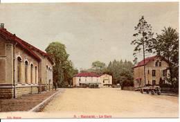 54 - BACCARAT - La Gare - Baccarat