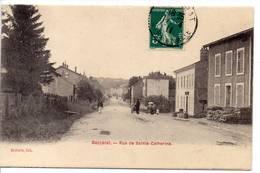 54 - BACCARAT - Rue De Sainte-Catherine - Baccarat