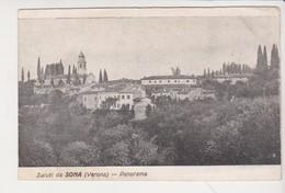 27611 Saluti Da SONA - Verona -panorama -Onestinghel - Verona