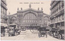 75. PARIS. Gare Du Nord. 609 - Métro Parisien, Gares