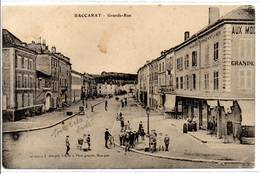 54 - BACCARAT - Grande-rue - Baccarat