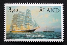 Aland 1999 Sailing Ship  MiNr.155    MNH (**)  (lot  F 374 ) - Aland