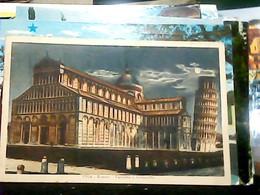 PISA DUOMO E TORRE  VB1936 X VILLASTRADA MN HN6952 - Pisa