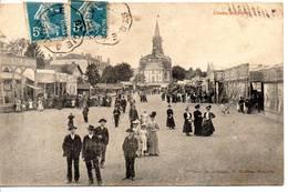 54 - BACCARAT - Champ De Foire (carte Sale) - Baccarat