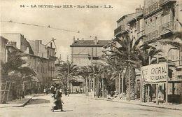 Cpa LA SEYNE SUR MER 83 Rue Hoche - La Seyne-sur-Mer