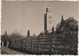 Maroc, Marrakech, La Mosquée De La Katoubia - Africa