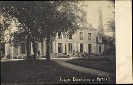 Cp Saran Loiret, Château De La Poterie - France