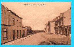 CPSM BOSSIERE : Station St-Gérard-Etat - Edition Pierre Ancia (Paquier Flawinne) - Non Circulée - Gembloux