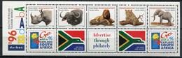 Südafrika Mi# 993-5 A Zf II Postfrisch/MNH - Fauna Big 5 - Non Classés