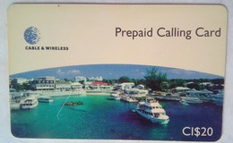 CI $20 Cruise Ships Remote - Cayman Islands
