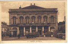 CAHORS - Le Théâtre - Cahors