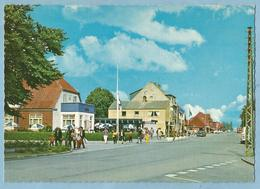 A120  CP Postcard  RODBYHAVN  (Danemark) Havnegade  Sreet  Strassenpartie In Rodbyhavn  ++++++++++++ - Danemark