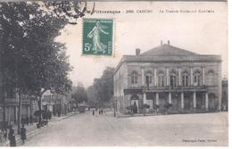 CAHORS - Le Théâtre Bd Gambetta - Cahors