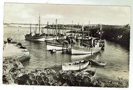 SIBIRIL Près De Cleder, Le Port De Mogueriec -circulée 1962 - Bon état- Format 9x14 - Autres Communes