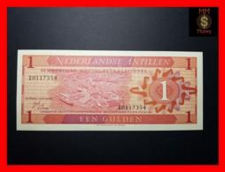 NETHERLANDS ANTILLES 1  Gulden 8.9.1970  P. 20  UNC - Antilles Néerlandaises (...-1986)
