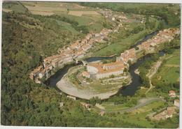 Haute  Loire : LAVOUTE - CHILHAC  : Vue  Aérienne - Frankrijk