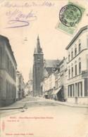 Belgique - Mons - Edit. Sugg N° 41 - Rue D'Havré - Mons
