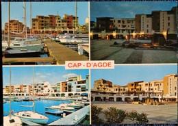 Le Cap D'Agde - Multi Vues . - Agde