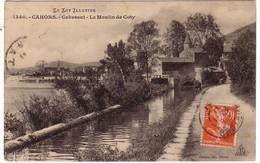 CAHORS -  Cabessut -  Le Moulin De Coty - Cahors