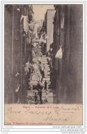 Napoli -   Pallonetto Di  S. Lucia - (belle Animation  + Timbre Taxe - Oblitération De 1904) - Napoli (Naples)