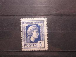 VEND BEAU TIMBRE DE FRANCE N° 645 , XX !!! (b) - 1944 Coq Et Marianne D'Alger