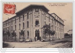 88) VITTEL Hôtel De La Providence - P. MOUTON. Propriétaire - Vittel Contrexeville