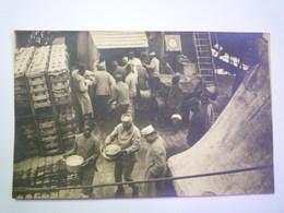 GP 2020 - 2403  Février 1917 :  La Soupe Des Tirailleurs Sénégalais à Bord Du DUPLEIX  (coulé Peu De Temps Après)   XXX - Warships