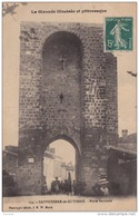 33) SAUVETERRE DE GUYENNE (GIRONDE) PORTE SAUBOTTE  - (ANIMEE) - Autres Communes