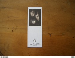Carte Aigner Japonaise - Parfumkaarten