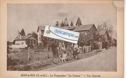 """BOIS-le-ROI : La Pouponniére """"La Madone"""",animée. - Bois Le Roi"""