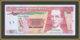 Guatemala 10 Querzales 2012 P-123 (123c) UNC - Guatemala