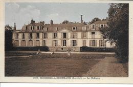 SEINE ET MARNE-Boissise La Bertrand Le Château..........MB - France