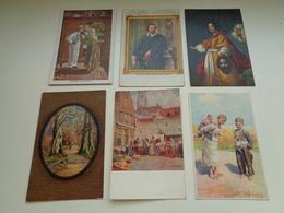 Beau Lot 60 Cartes Postales Fantaisie Peintures  Peinture     Mooi Lot 60 Postkaarten Fantasie  Schilderijen  Schilderij - 5 - 99 Postcards