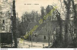 91.  JUVISY . L'Eglise . - Juvisy-sur-Orge