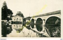 16.  BASSAC CHARENTE .  Le Pont De Vinade . - France