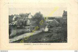 61.  CHAMBOIS .  Crue De La Dives En Mai 1907 . - Autres Communes